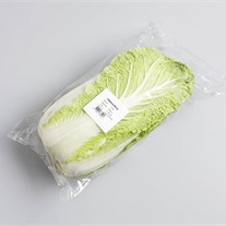 cabbage - film bag flowpack